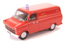 Oxfords London Fire Brigade Van
